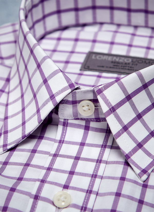 William Fullest Fit Shirt in Purple