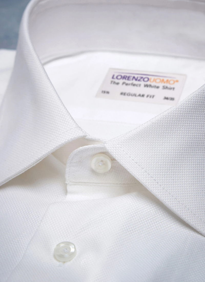 The Perfect White Shirt® in White-William