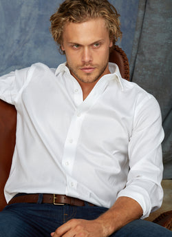 The Perfect White Shirt® in White-Maxwell