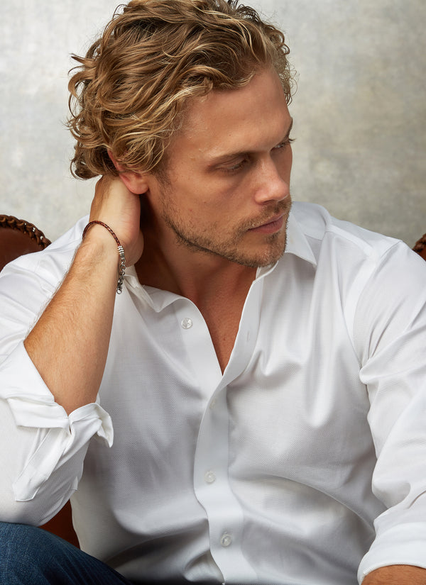 The Perfect White Shirt® in White-William Fullest Fit
