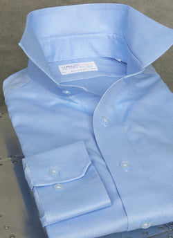 The Perfect White Shirt® in Blue-William