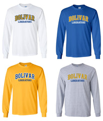 Long Sleeve T-Shirt - Bolivar 9U and 13U Liberator Fan Gear