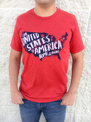 OAK Unisex 4th of July Tee