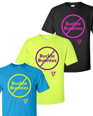 Buckle Bunnies Basic T-Shirt - Kristen Scott Tuff Gear