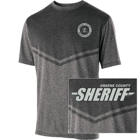 Seismic Moisture Wicking Shirt - Greene County Sheriffs Office