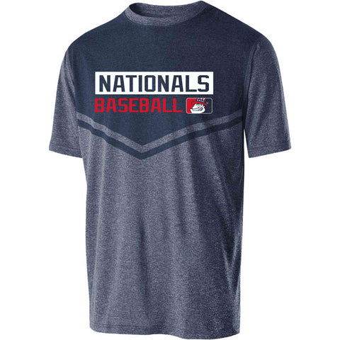 Navy Seismic MW Tee-Midwest Nationals Fall 2017