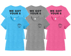 Ladies Perfect Tri-Crew Tee - Springfield API