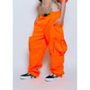 Orange profaniparty pant