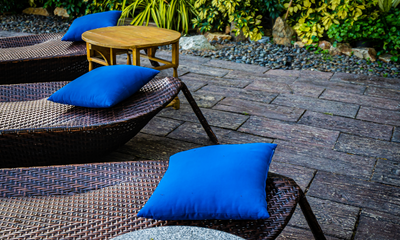 Outdoor Spaces, Going Places: Making the Most of Your Outdoor Spaces