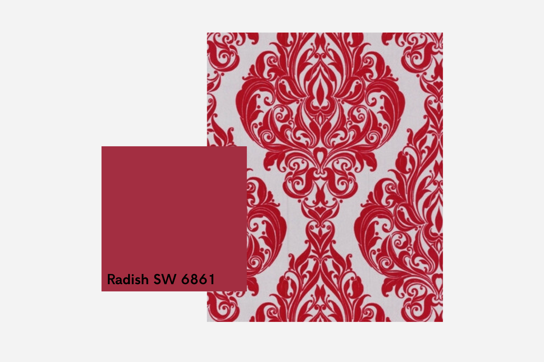 Delight In Designs-Stylizing Spaces Blog-Radish Red