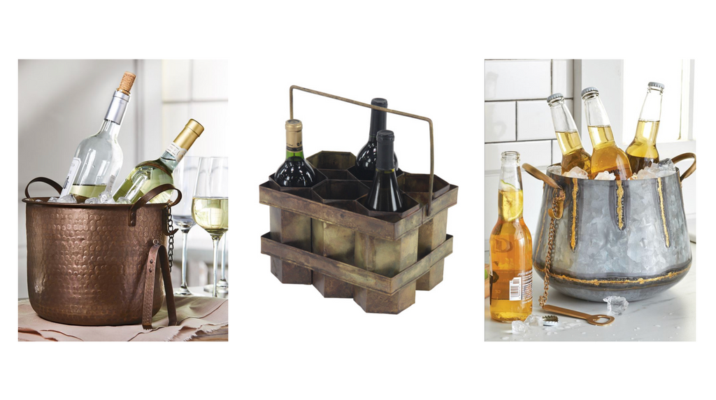Ice Bucket, Beer Bucket, Wine Holder-Wedding Gifts-Delight In Designs Blog-I Now Pronounce You