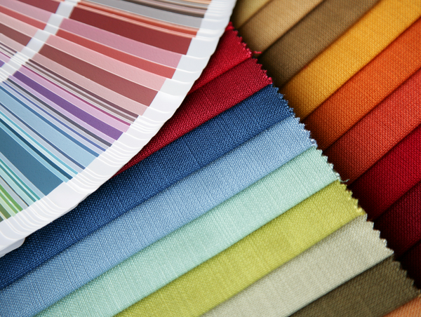 performance fabric swatches