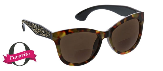 Caliente Bifocal Sun -Tortoise - Delight In Designs