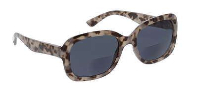 Del Mar Bifocal Sun -Grey Tortoise - Delight In Designs