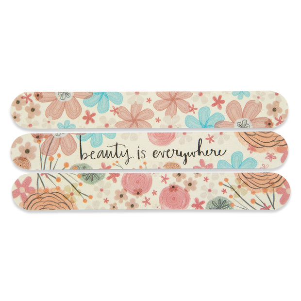 BEAUTY EVERYWHERE Emery Board Set - Delight In Designs