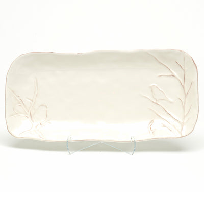 Farmhouse Bird and Twig Platter - Delight In Designs