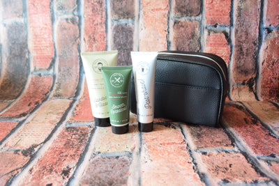 Men's Travel Kit - Delight In Designs