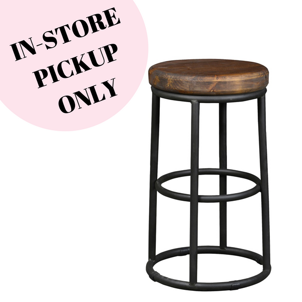 Jaden Counter Stool-IN STORE PICKUP ONLY - Delight In Designs