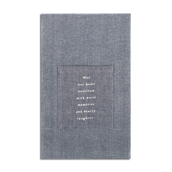 In This Home Pocket Napkin - Set of Two