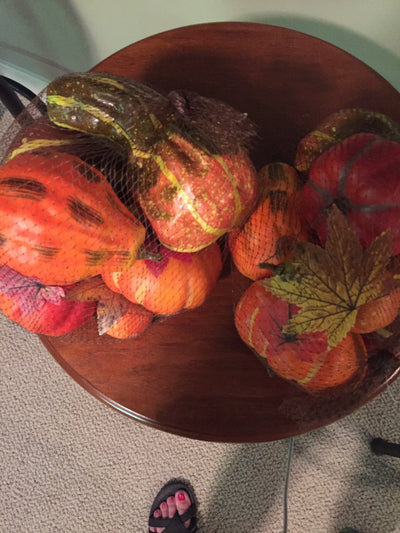 Fall gourds - Delight In Designs