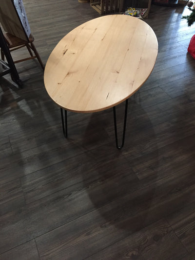 Oval table - Delight In Designs