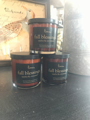 Lima Fall Candles 9oz