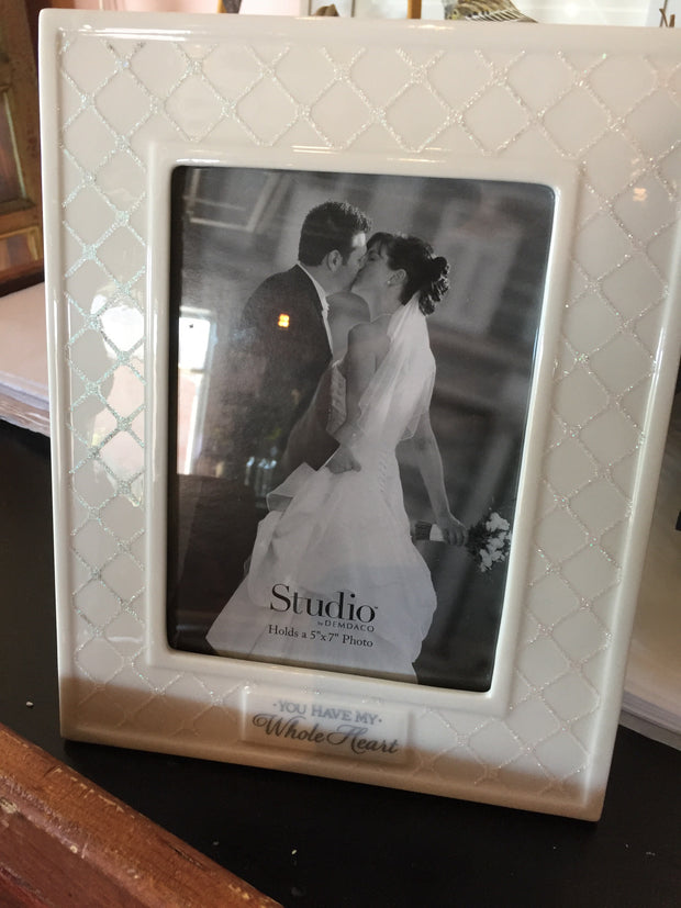 Wedding frame - Delight In Designs