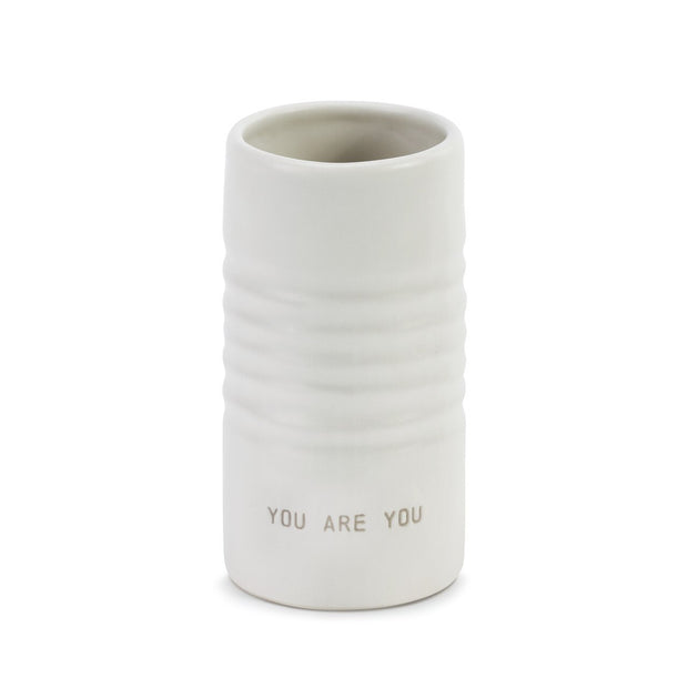 You Just Because Vase