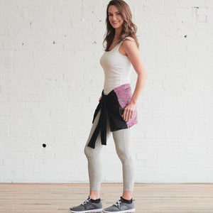 Blank & Pink Sport Skirt - Delight In Designs