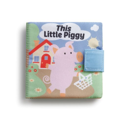 This Little Piggy Puppet Book - Delight In Designs