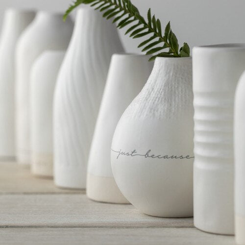 XOXO Just Because Vase - Delight In Designs