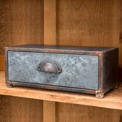 Metal Storage Box - Delight In Designs