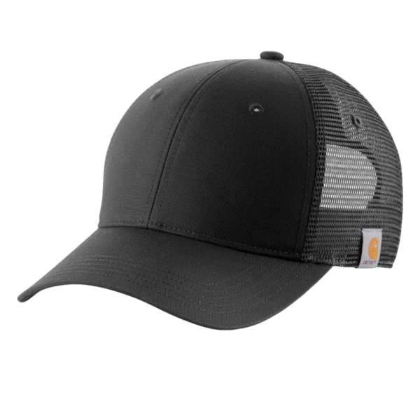 "Carhartt ""Rugged Professional"" Cap in Schwarz"