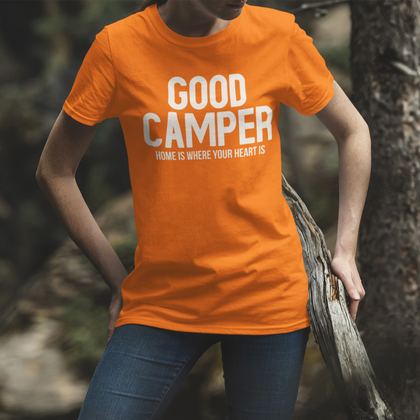 Good Camper Unisex T-Shirt