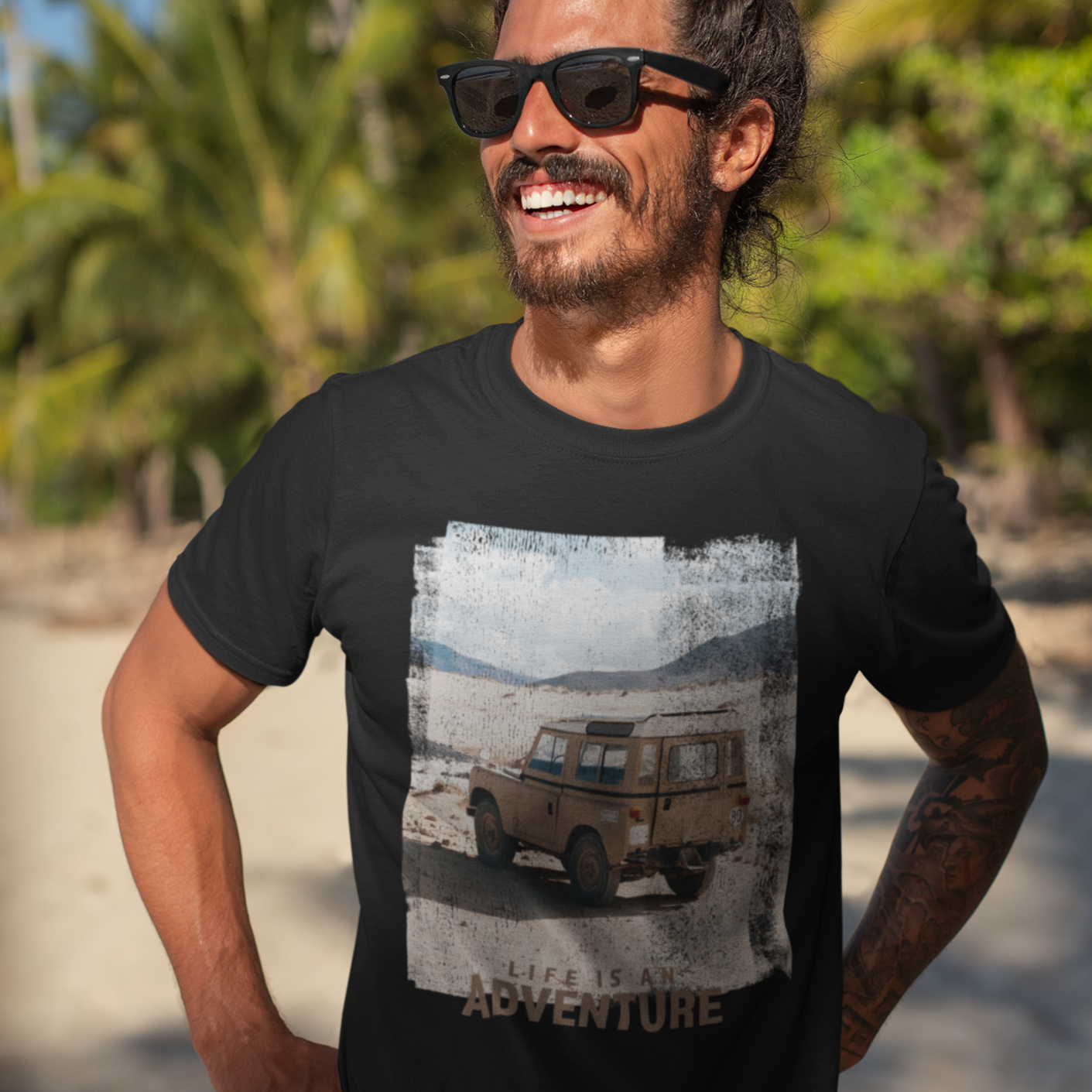 Life's an adventure Unisex T-Shirt