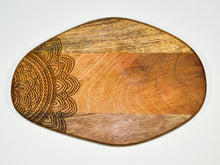 Load image into Gallery viewer, Mandala Cutting Boards (multiple design options)