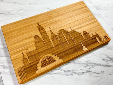 City Skyline (SMALL) Customized