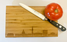 Load image into Gallery viewer, Skyline Cutting Board - SMALL