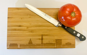 Skyline Cutting Board - SMALL