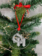 Load image into Gallery viewer, Oak Hills High School Ornament