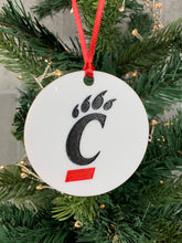 Load image into Gallery viewer, Bearcat Ornament