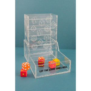 "Dice Tower - ""Let the Good Times Roll"""