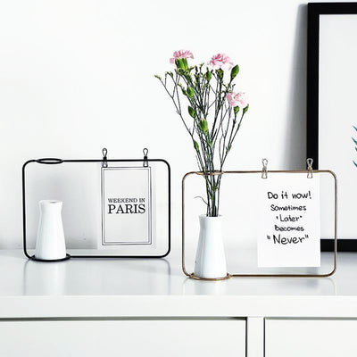 Scandinavian Picture Frame - Nordic Peace