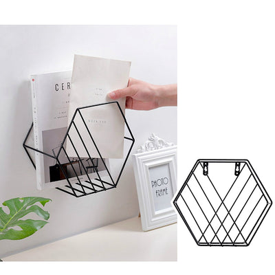 Nordic Hexagon Shelf - Nordic Peace