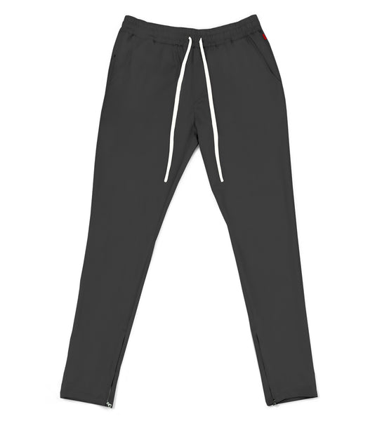 Warren Peace - Hendrix Trousers in Black Cover - Designer Streetwear