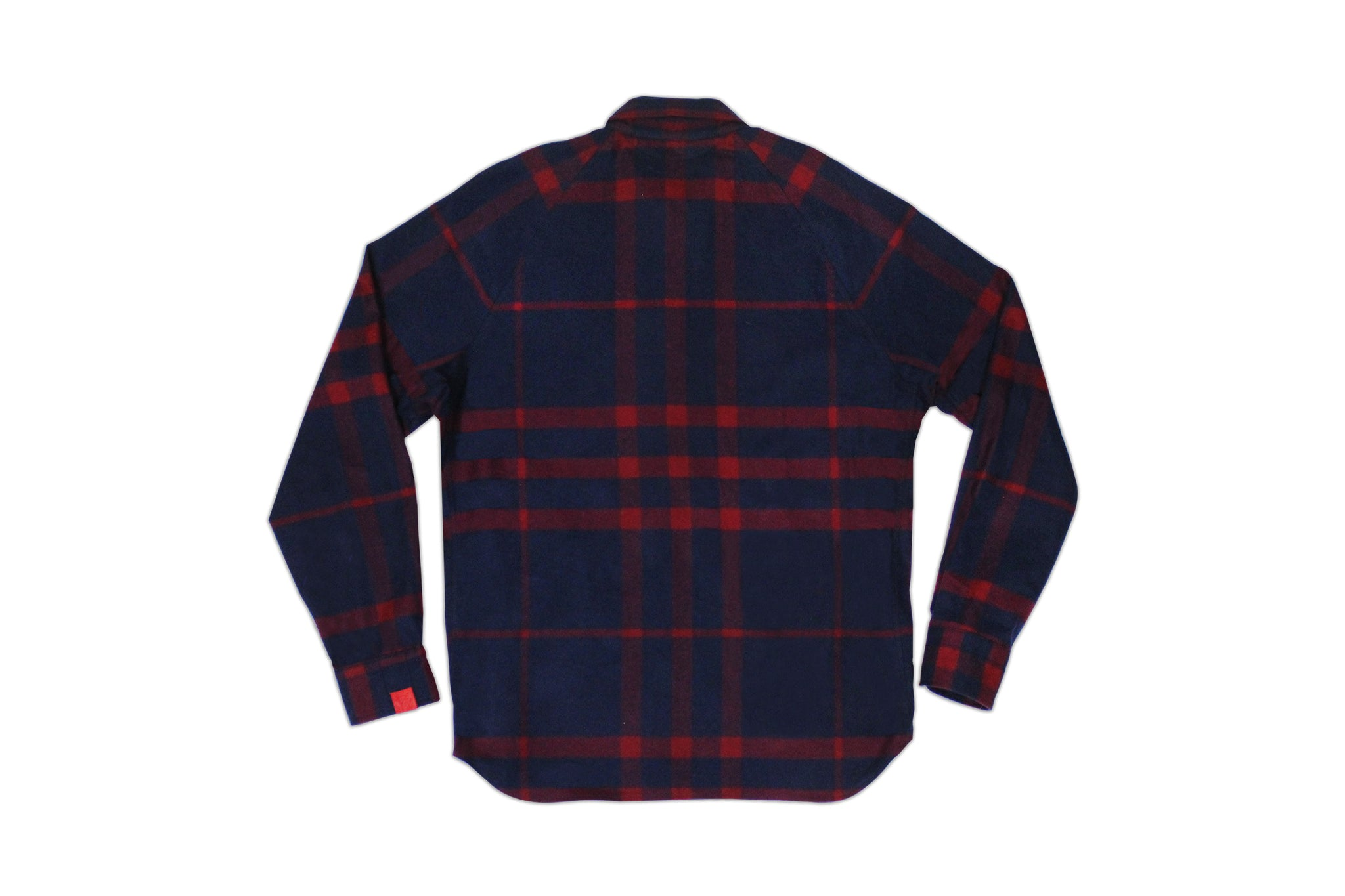 Warren Peace - Knox Plaid Button Down Back - Designer Streetwear
