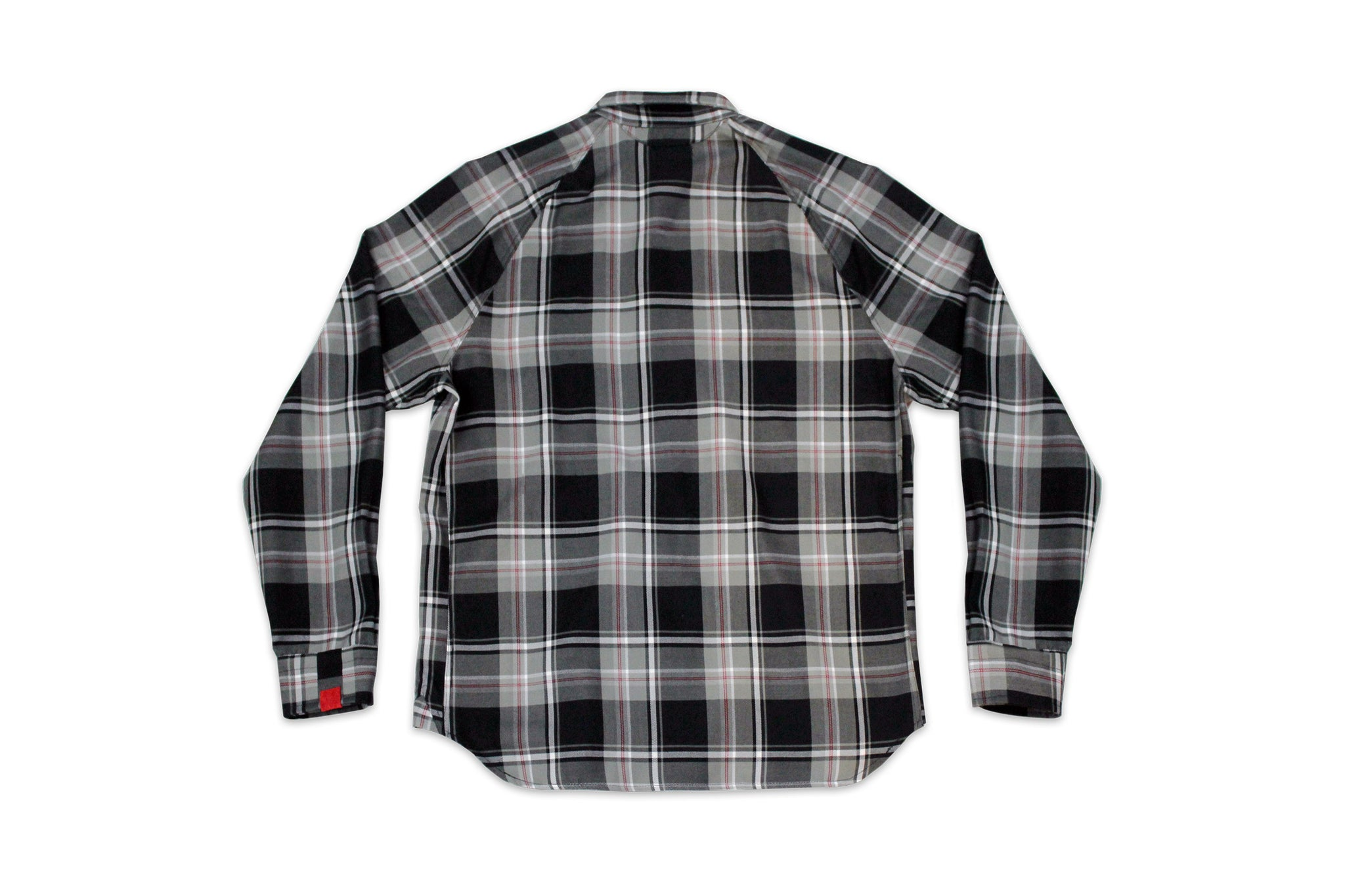 Designer Streetwear | Knox Plaid Button Down Back | Warren Peace