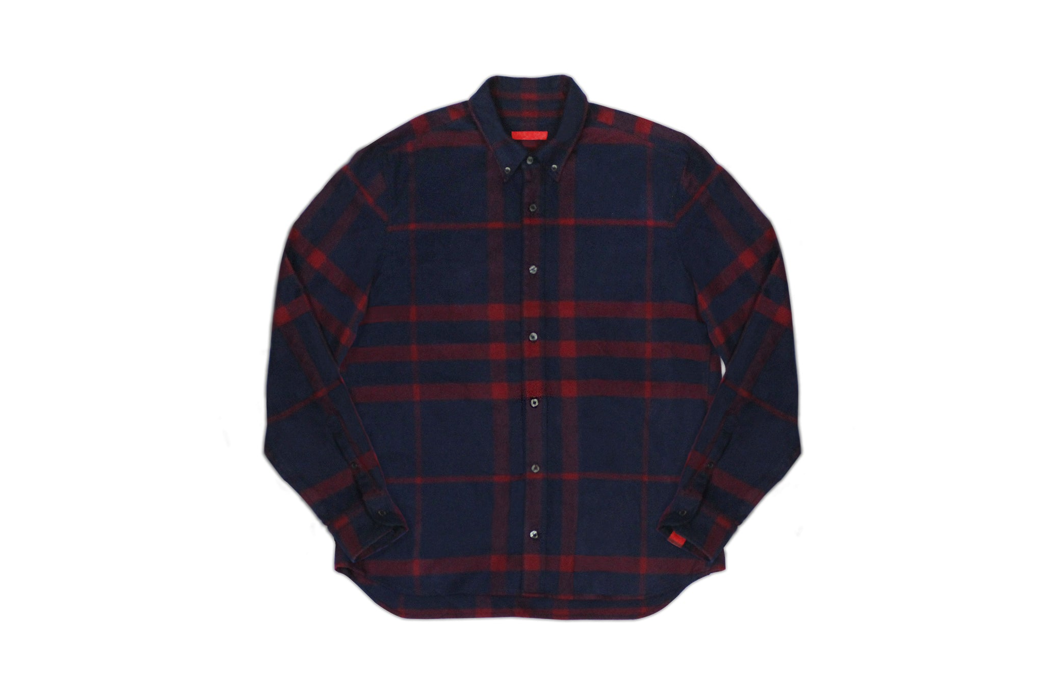 Warren Peace - Knox Plaid Button Down Front - Designer Streetwear