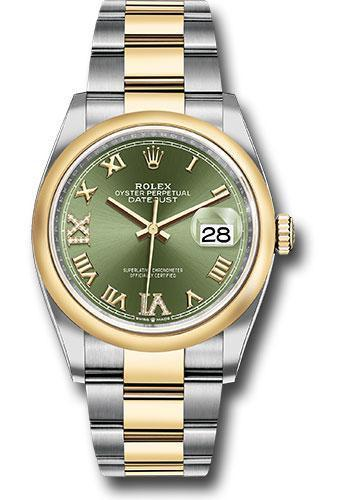 Rolex Datejust 36mm Watch 126203 ogdr69o