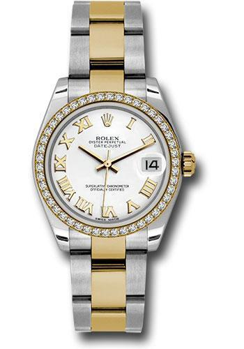 Rolex Datejust 31mm Watch 178383 wro